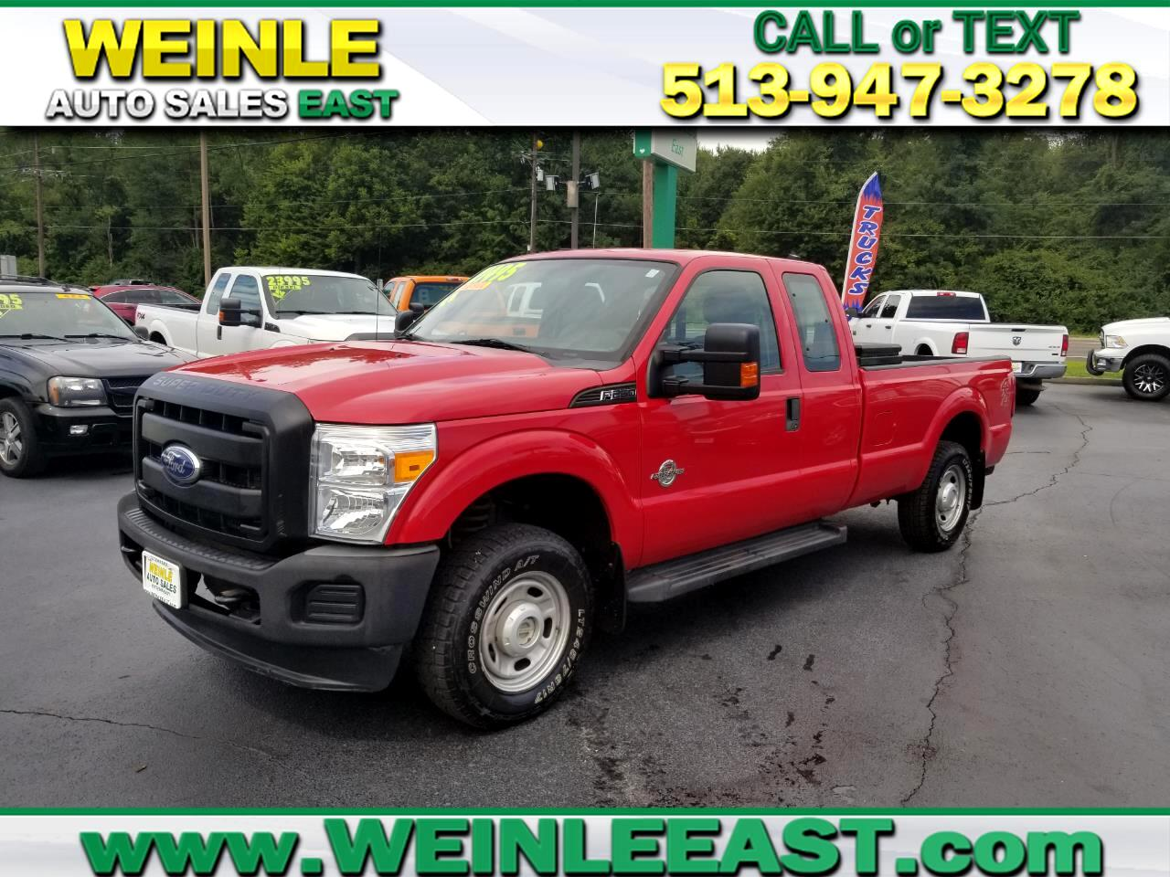 2011 Ford Super Duty F-250 SRW 4WD SUPERCAB LONGBED POWER LIFTGATE