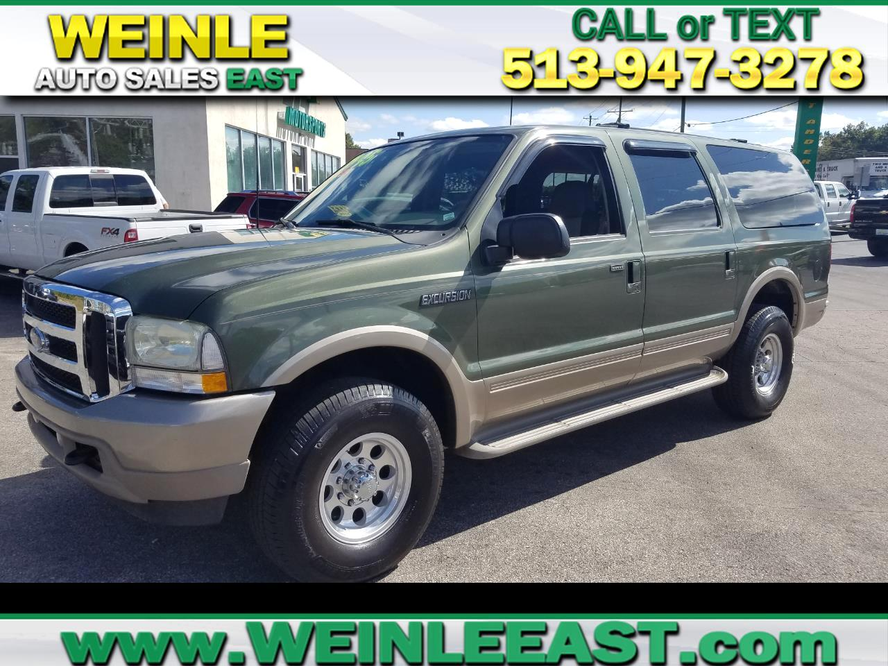 2003 Ford Excursion 137