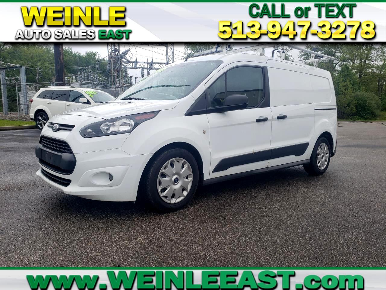 Ford Transit Connect LWB XLT 2015