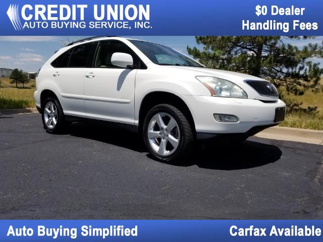 Used 2006 Lexus RX For Sale In Englewood, CO 80112 Credit Union Auto Buying  Service