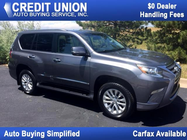 Used 2016 Lexus GX 460 For Sale In Englewood, CO 80112 Credit Union Auto  Buying Service