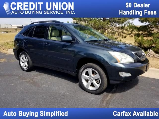 Used 2004 Lexus RX For Sale In Englewood, CO 80112 Credit Union Auto Buying  Service