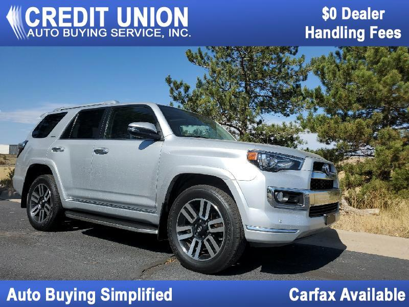 Toyota 4Runner Limited 4WD 2015
