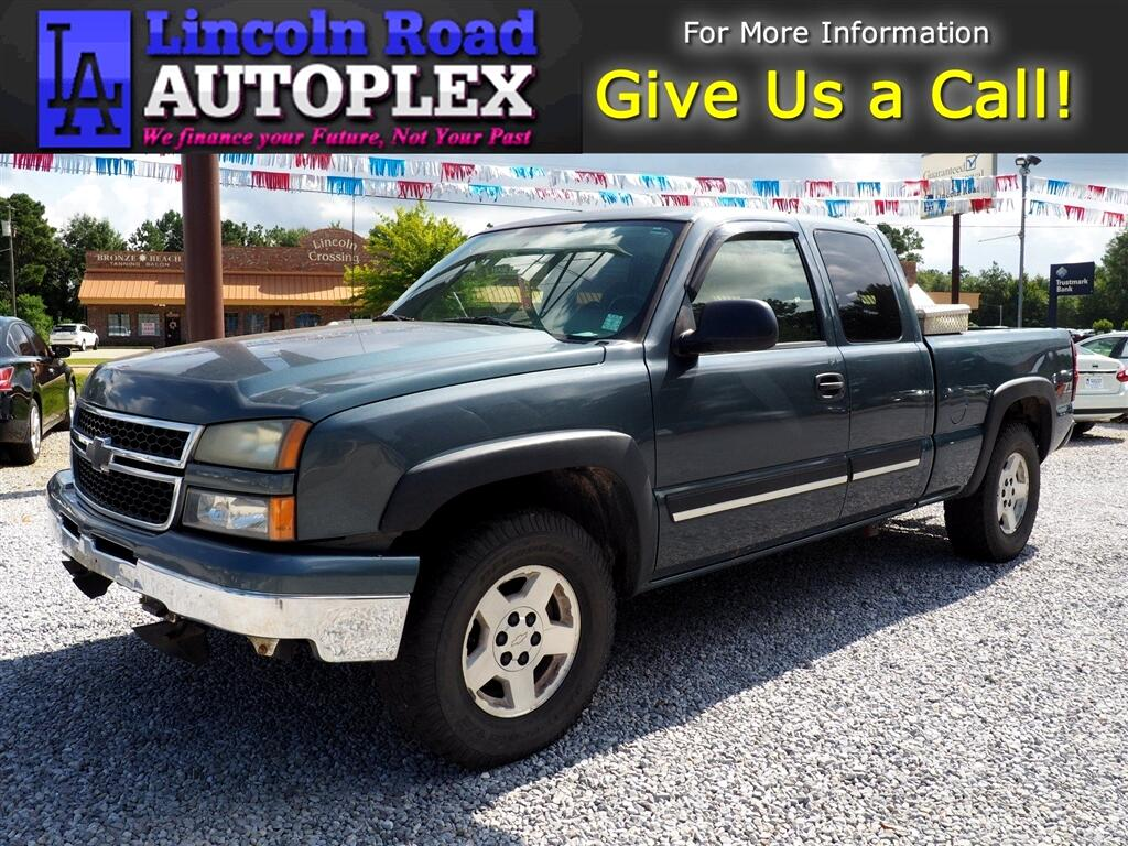used 2007 chevrolet silverado classic 1500 work truck for sale in hattiesburg ms 39402 lincoln. Black Bedroom Furniture Sets. Home Design Ideas