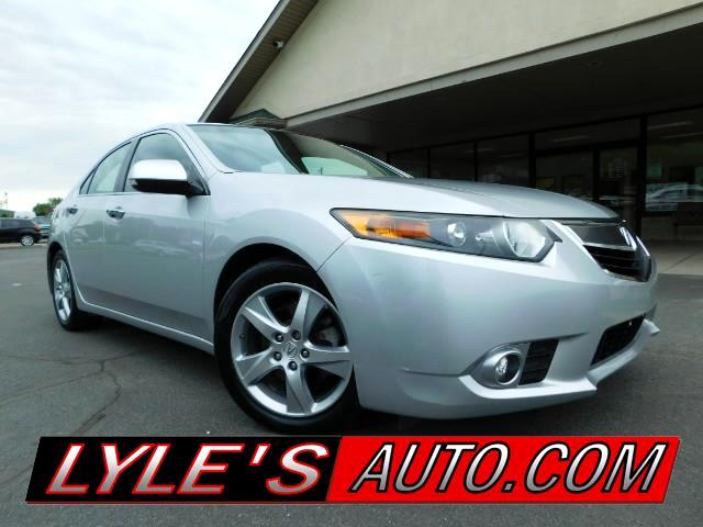 2012 Acura TSX 5-speed AT