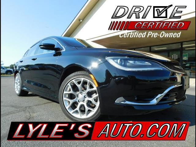 2015 Chrysler 200 4dr Sdn C AWD