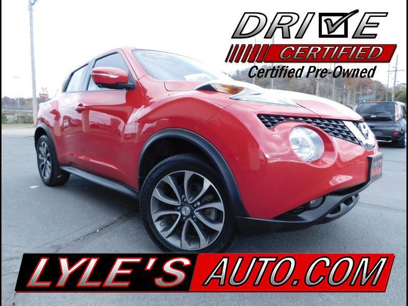 2017 Nissan Juke AWD SL