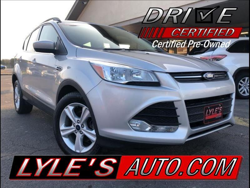2016 Ford Escape FWD 4dr SE
