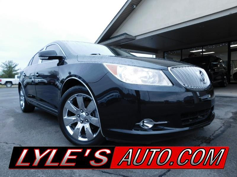 2010 Buick LaCrosse 4dr Sdn CXL 3.0L FWD