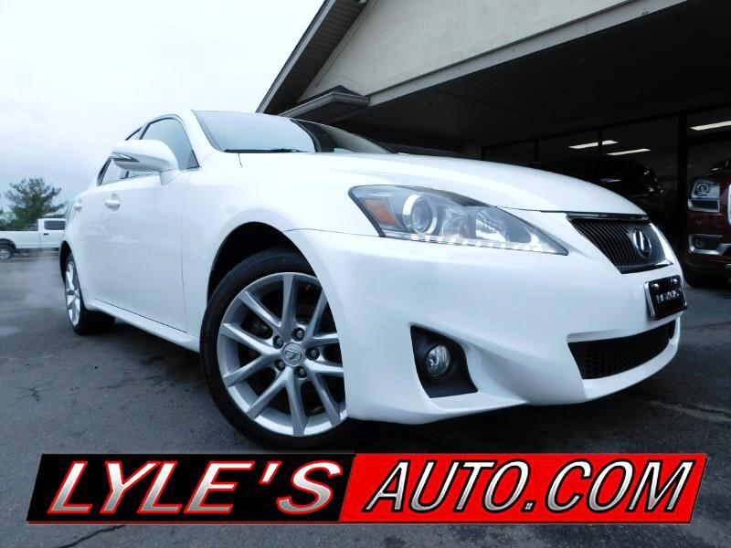 2012 Lexus IS 250 IS 250 AWD