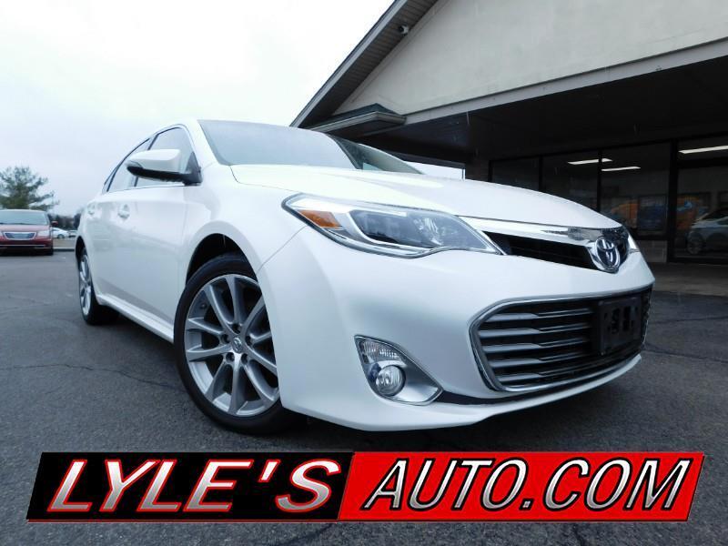 2014 Toyota Avalon 4dr Sdn XLE Premium (Natl)