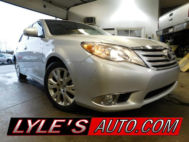 2011 Toyota Avalon 4dr Sdn (Natl)