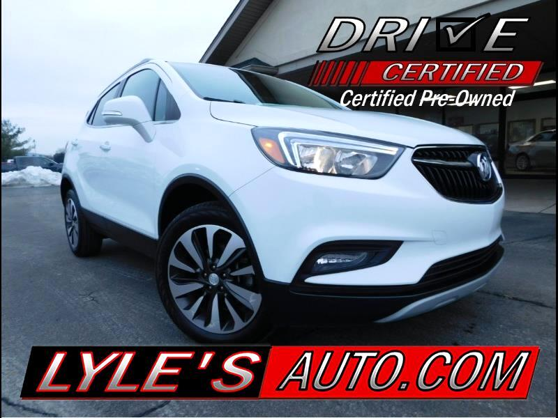 2017 Buick Encore AWD 4dr Preferred II