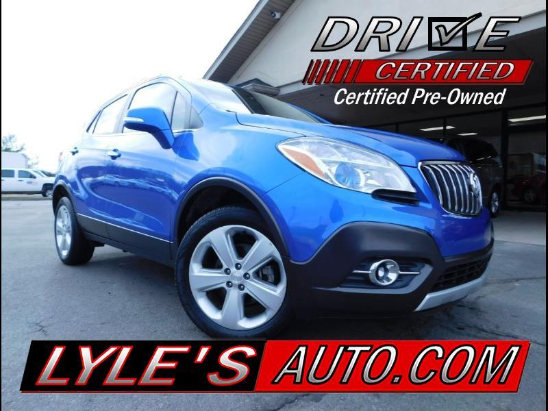Buick Encore AWD 4dr Convenience 2016