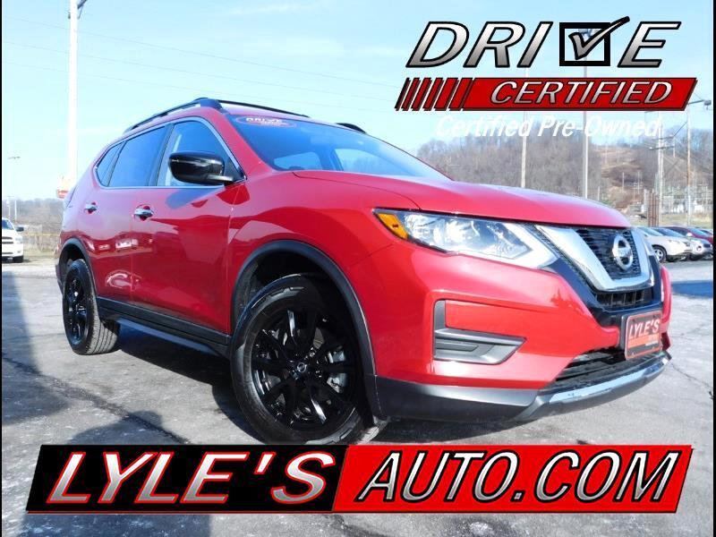 Nissan Rogue AWD SV 2017