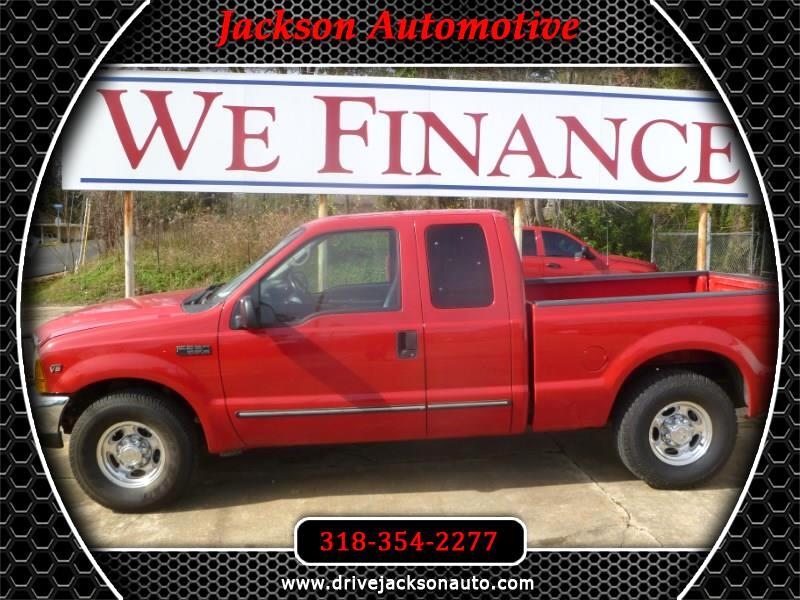 2000 Ford F-250 SD Lariat SuperCab Long Bed 2WD