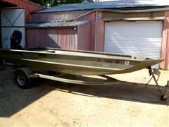 2010 Tracker Marine