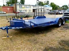 2017 Texas Bragg Custom Car Hauler