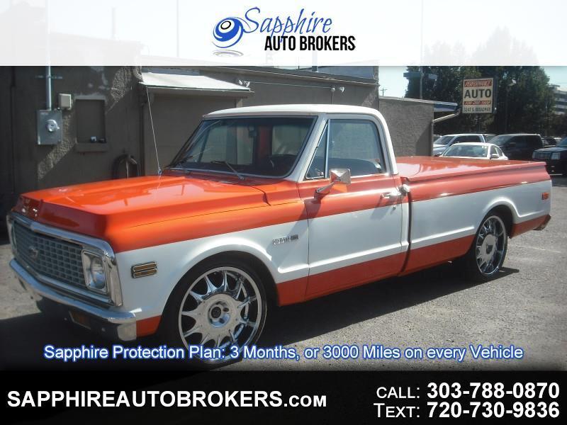1971 Chevrolet Trucks Pickup