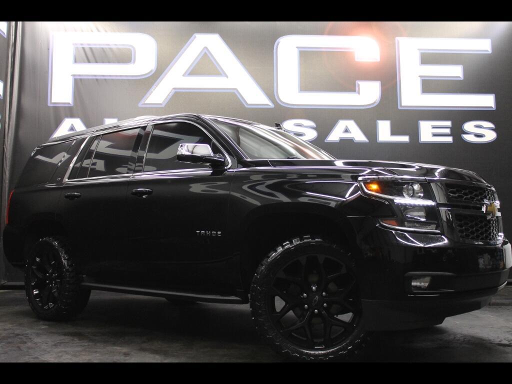2015 Chevrolet Tahoe 2WD Leveled Custom