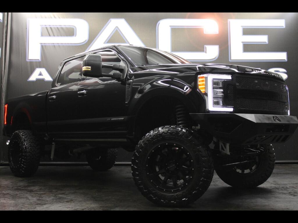 2017 Ford F-250 SD King Ranch Crew Cab Lifted 4WD Custom