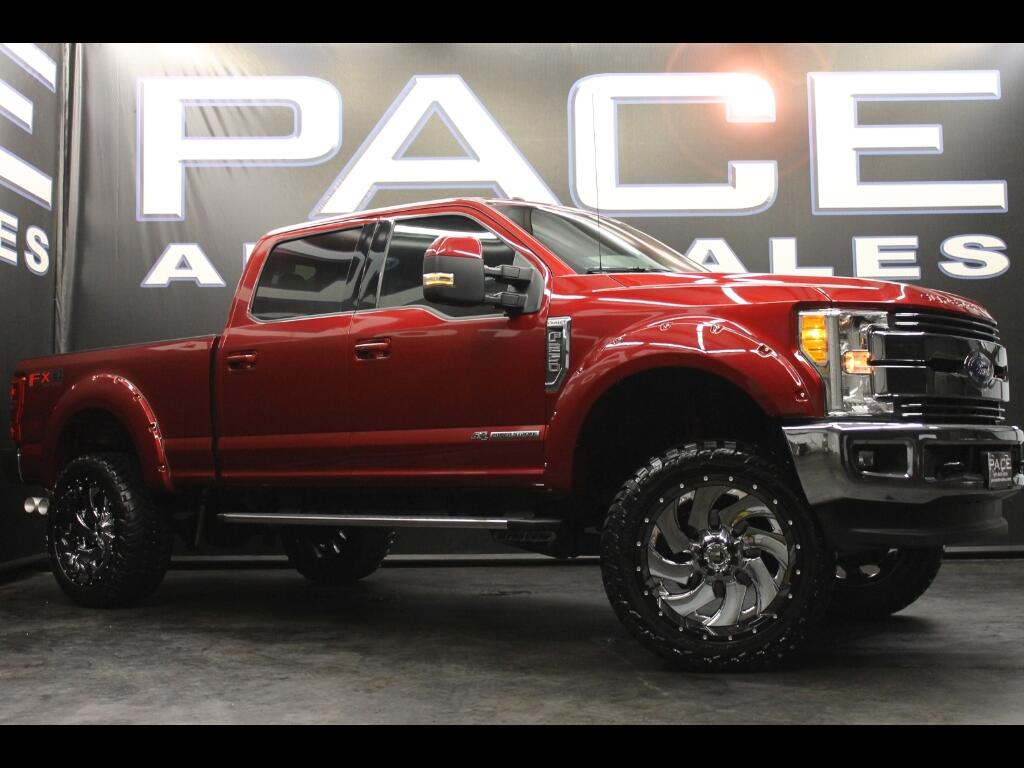 2017 Ford F-250 SD Lariat Crew Cab 4WD Lifted Custom