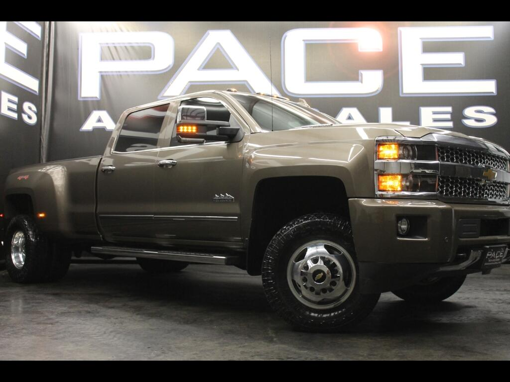 2015 Chevrolet Silverado 3500HD High Country Crew Cab 4WD Leveled