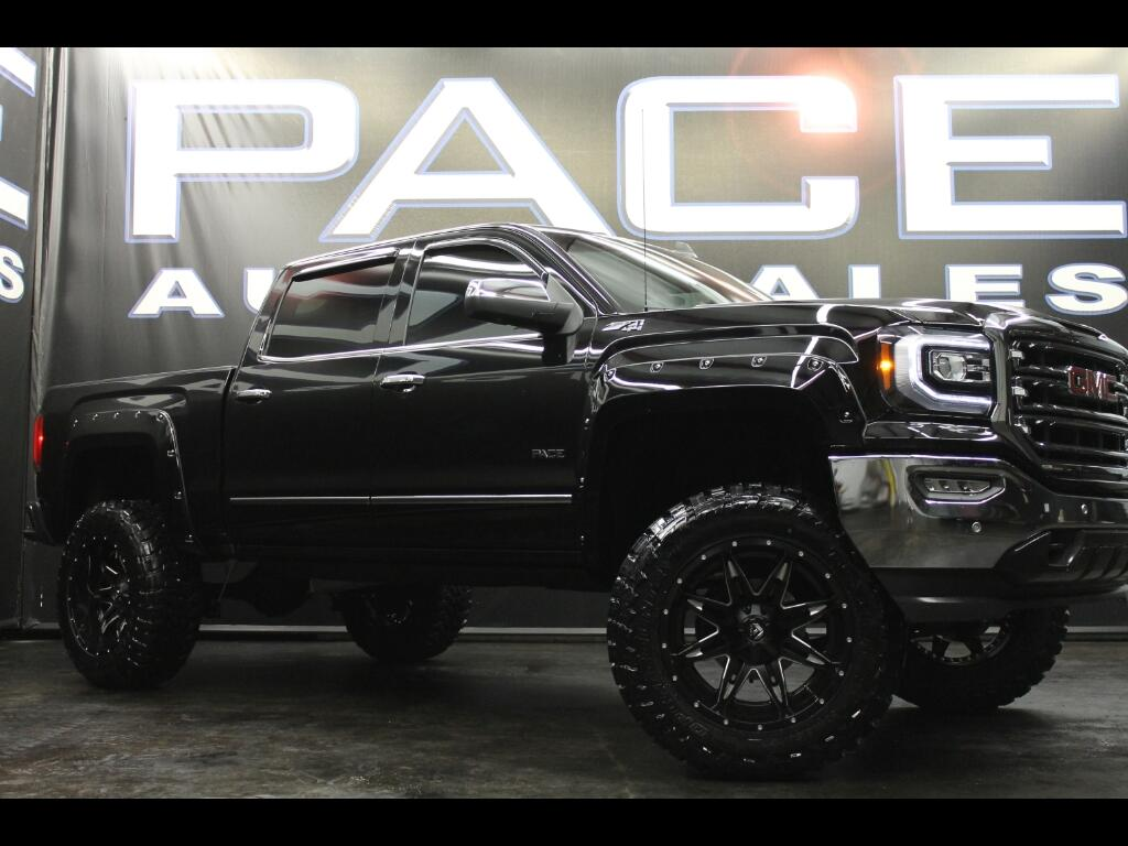 2016 GMC Sierra 1500 SLT Crew Cab 4WD Lifted PACE Edition