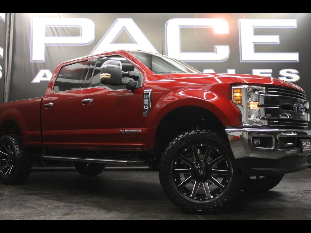 2018 Ford F-250 SD Lariat Crew Cab 4WD Lifted Custom