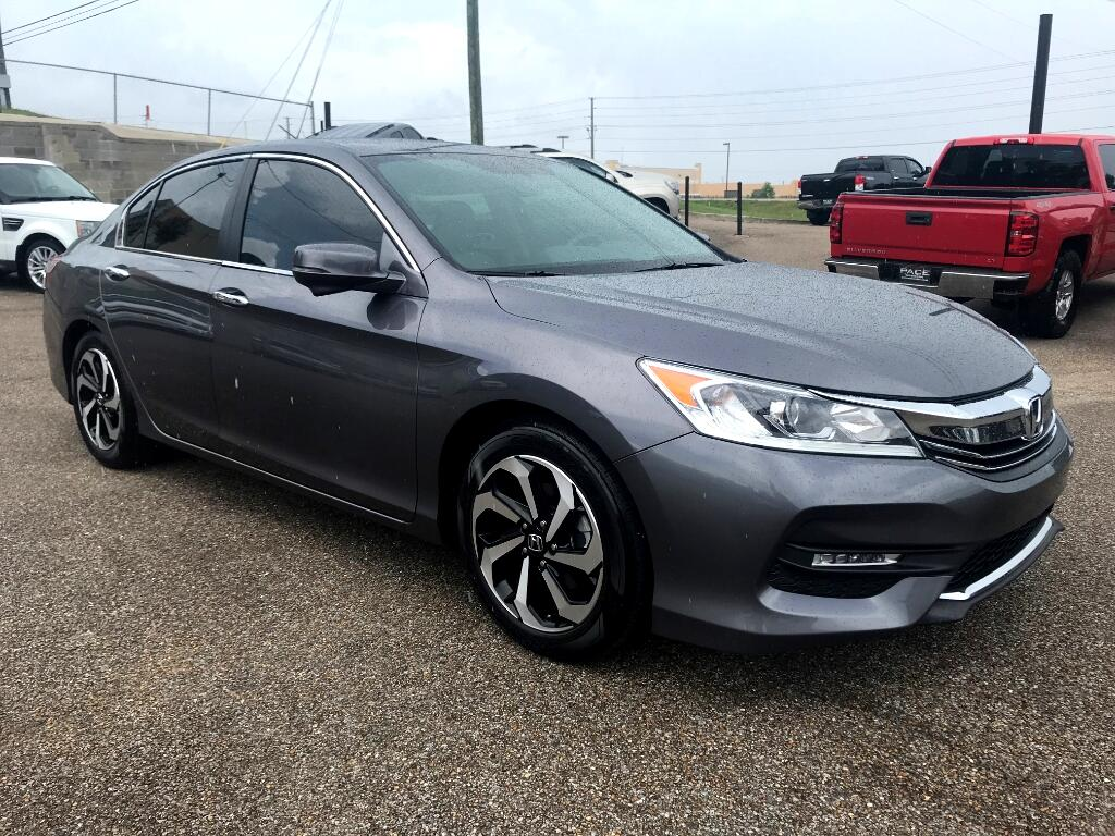 2016 Honda Accord EX-L Sedan CVT