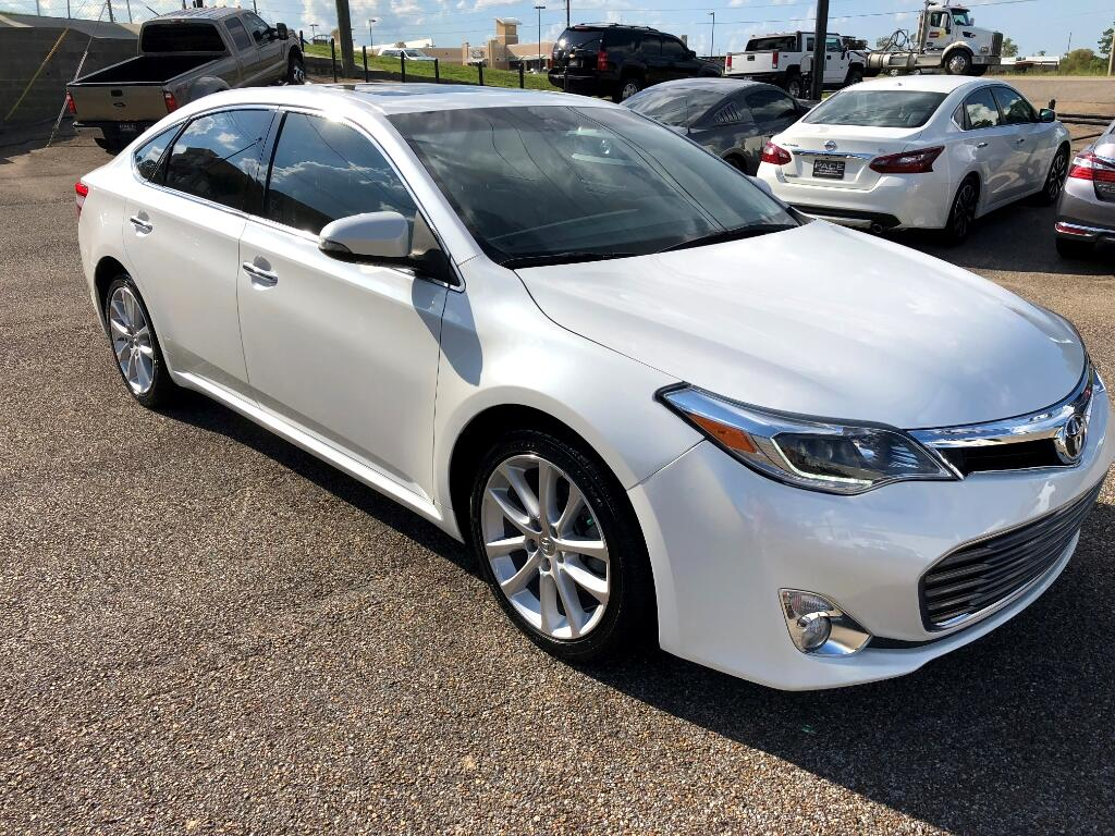 2013 Toyota Avalon 4dr Sdn Limited (Natl)