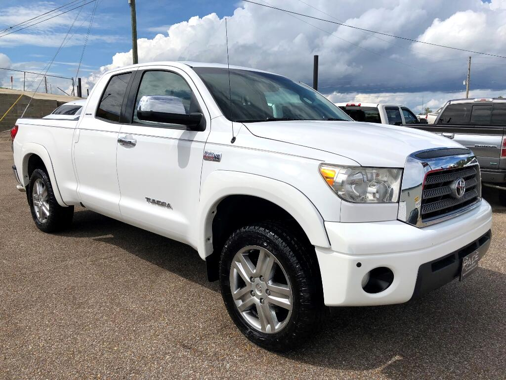 2008 Toyota Tundra Limited Double Cab 5.7L 2WD