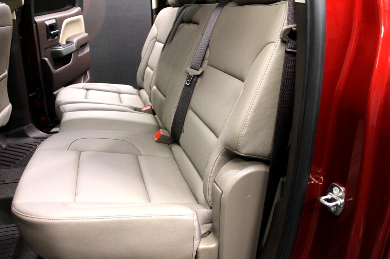 2018 Chevrolet Silverado 1500 4WD Crew Cab LTZ Lifted PACE Edition