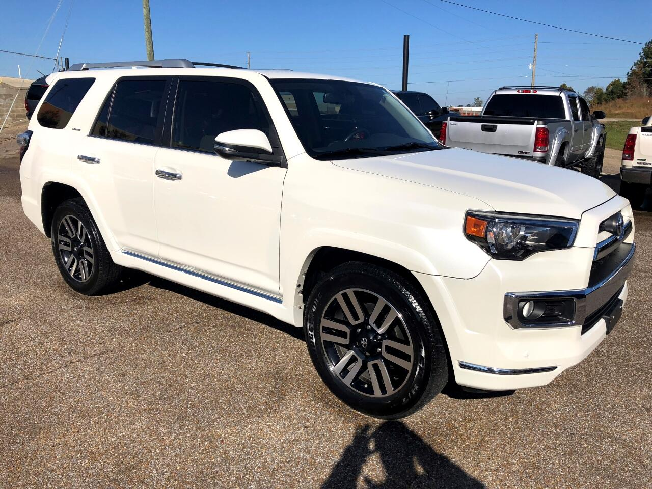 2014 Toyota 4Runner RWD 4dr V6 Limited (Natl)
