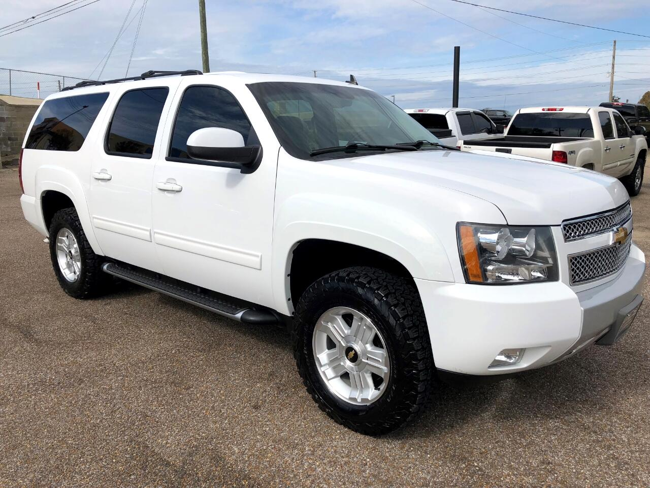 2012 Chevrolet Suburban Z71 PACKAGE