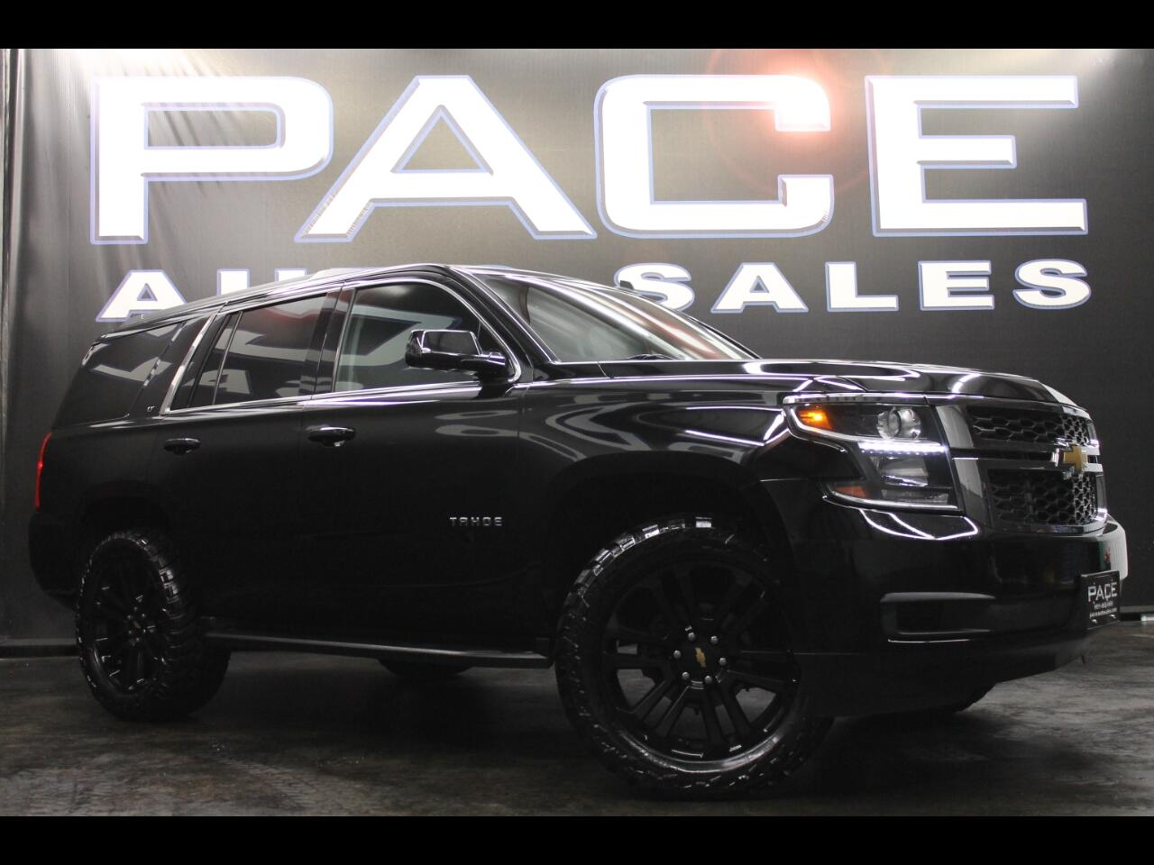 2015 Chevrolet Tahoe 4WD Leveled Custom