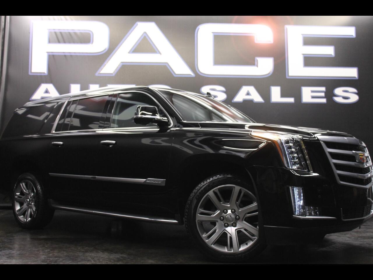 2016 Cadillac Escalade ESV 4WD 4dr Luxury Collection