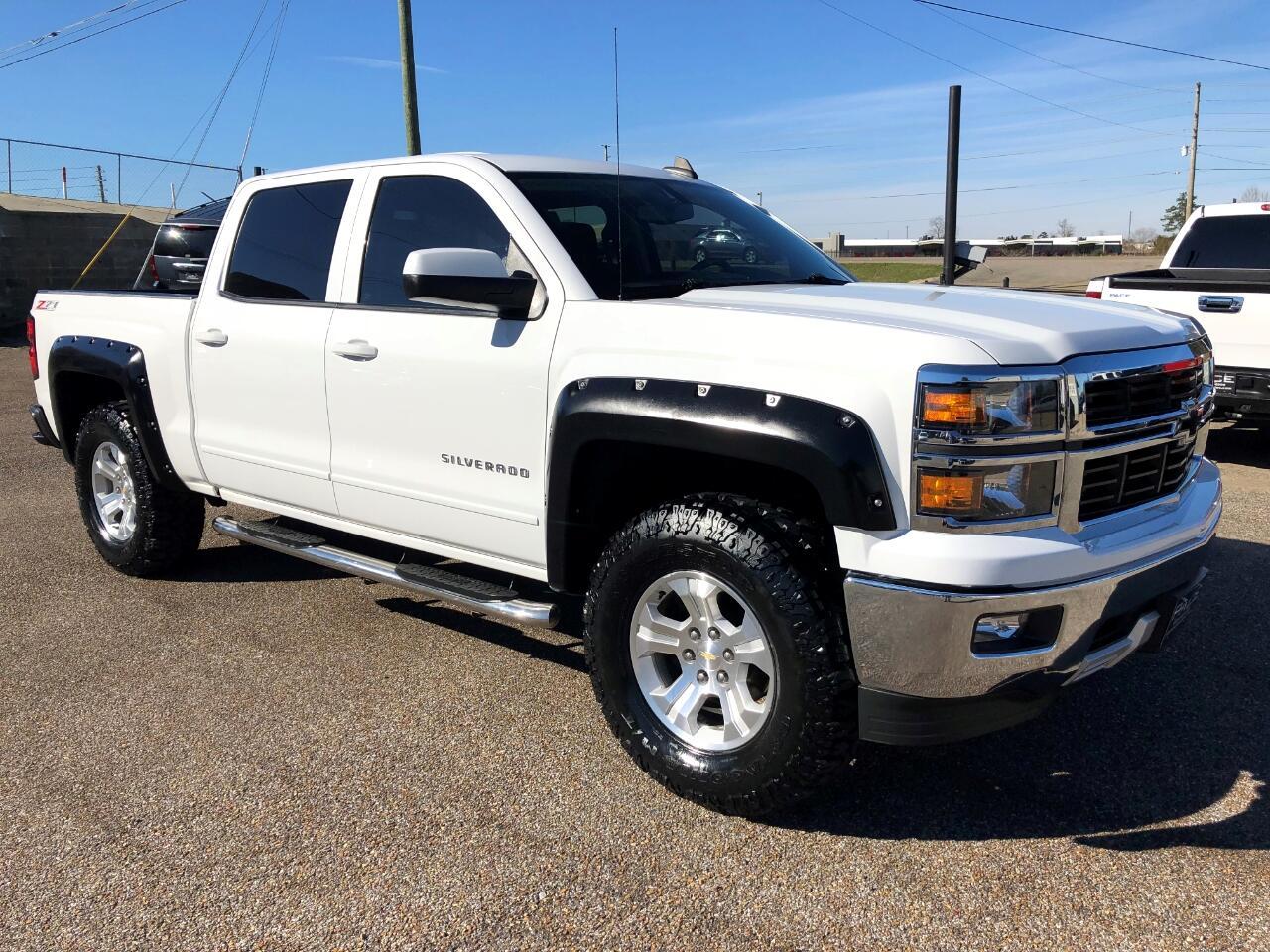"""2015 Chevrolet Silverado 1500 4WD Crew Cab 143.5"""" LT w/2LT"""