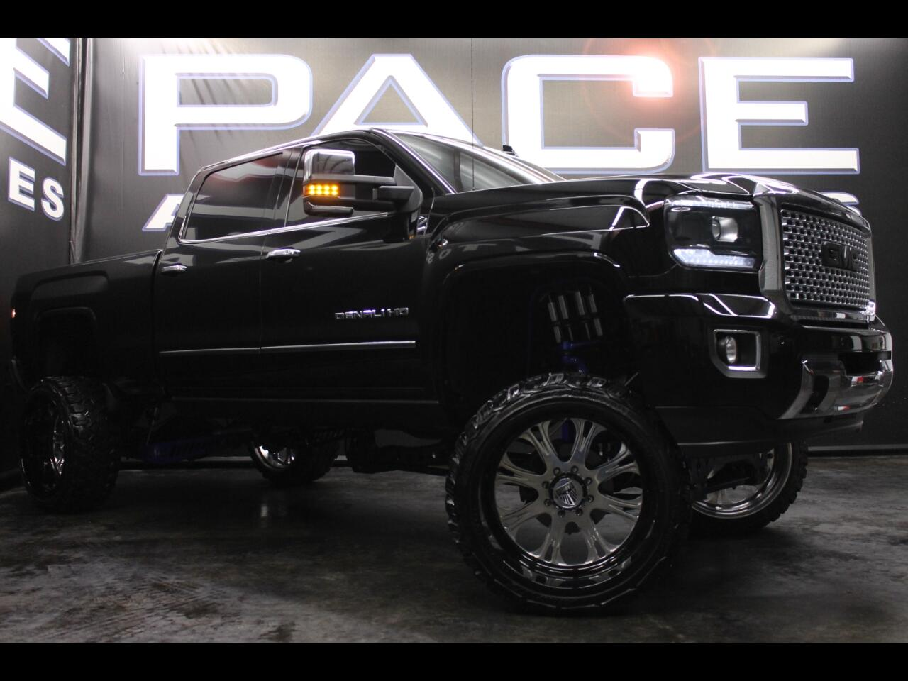 2016 GMC Sierra 2500HD 4WD Crew Cab Denali Lifted Custom