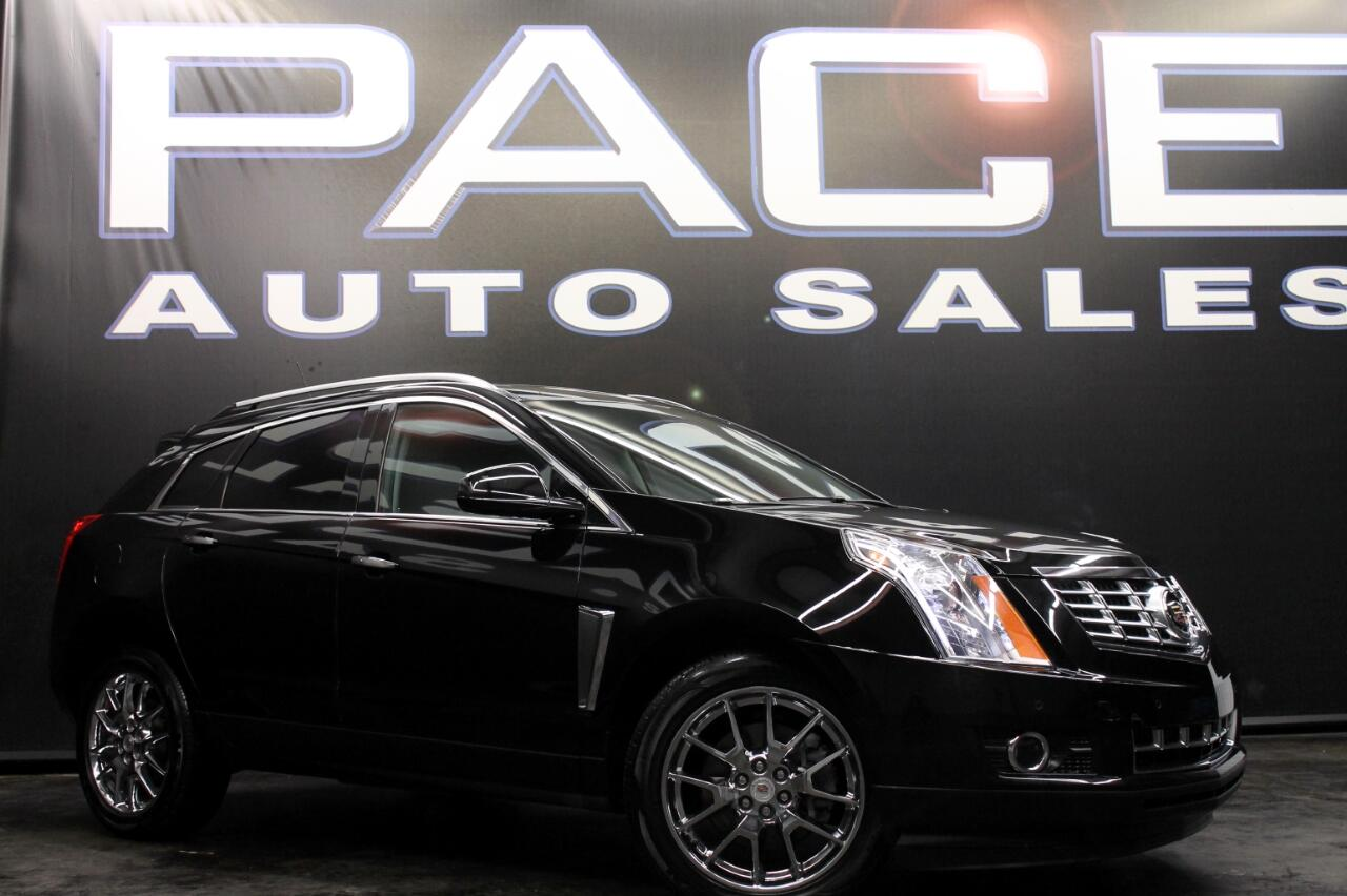 Cadillac SRX FWD 4dr Performance Collection 2015