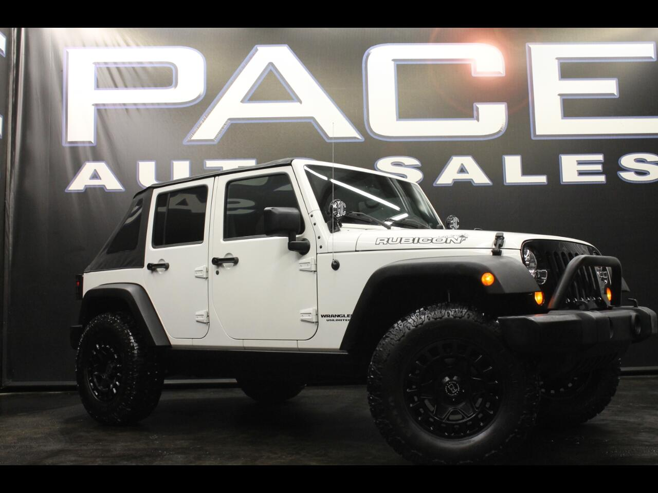 2007 Jeep Wrangler Unlimited 4WD Rubicon Lifted Custom