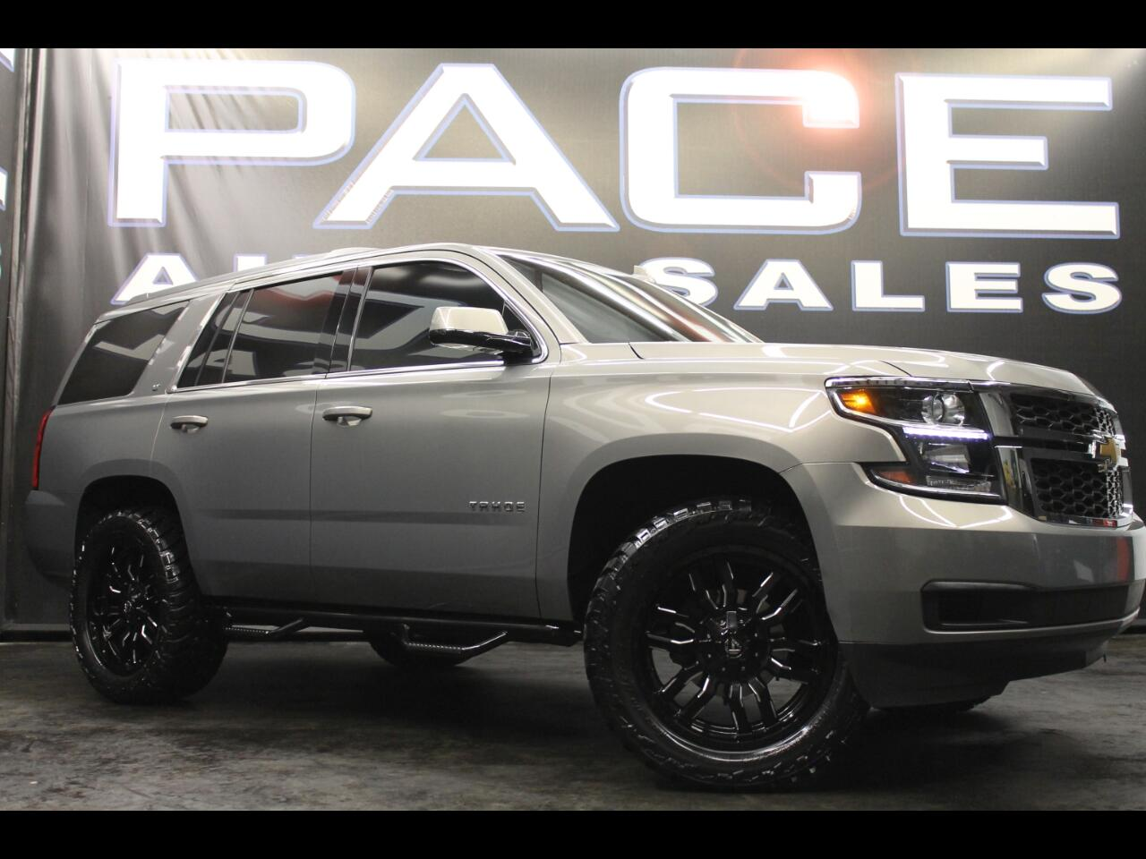 2018 Chevrolet Tahoe 4WD LT Leveled Custom