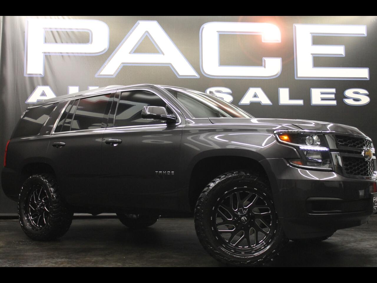 2018 Chevrolet Tahoe 4WD Leveled Custom