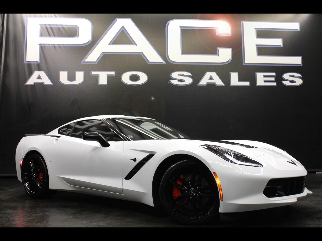2014 Chevrolet Corvette Stingray 2dr Z51 Cpe w/2LT
