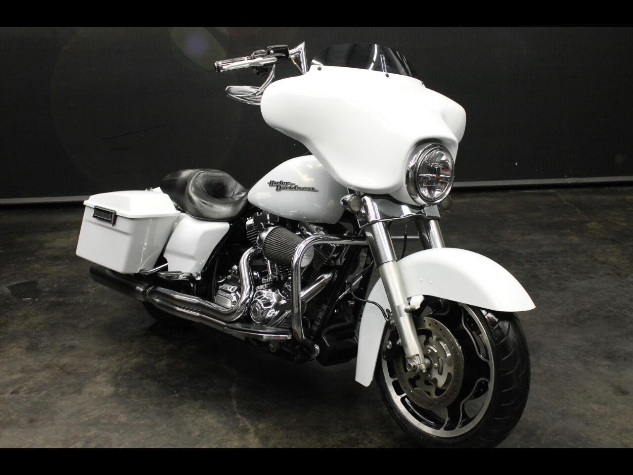 2012 Harley-Davidson FLHX Street Glide Custom