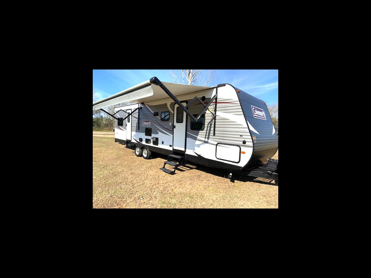 Coleman Travel Trailer  2018