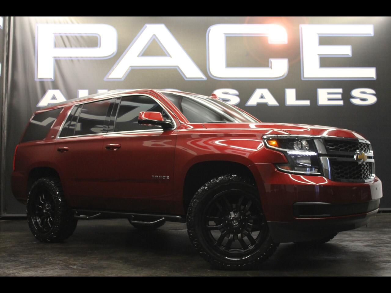 2018 Chevrolet Tahoe 4WD Leveled Custom