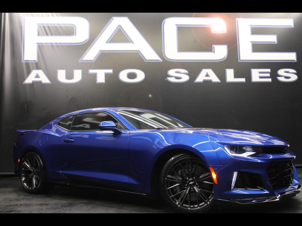 2018 Chevrolet Camaro 2dr Cpe ZL1 Supercharged