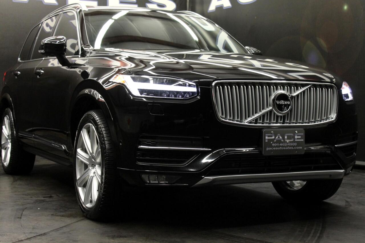 2017 Volvo XC90 T6 AWD 7-Passenger Inscription