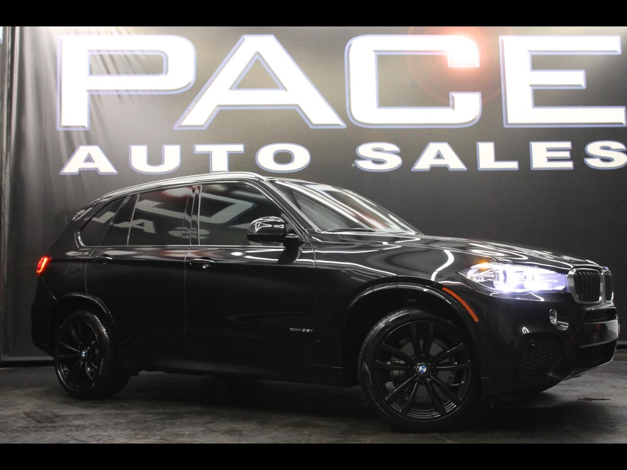 2018 BMW X5 xDrive35i M Sport Package